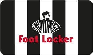 foot locker gift prepagata