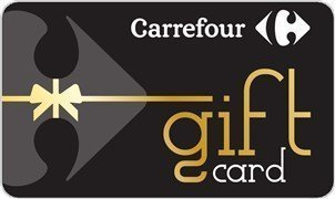 carrefour gift prepagata