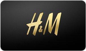 h&m gift prepagata