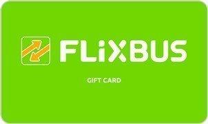 flixbus gift prepagata