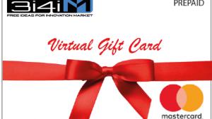 Gift Card MASTERCARD